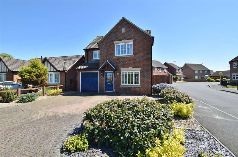 3 Bedrooms Detached House for sale in Samuel John Way, Skegness