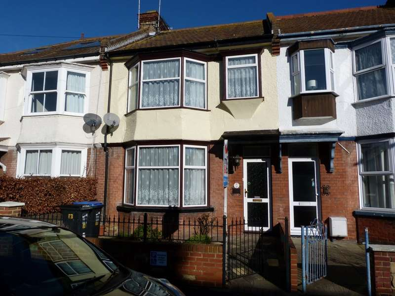 4 Bedrooms Terraced House for sale in Walmsley Road, Broadstairs, CT10