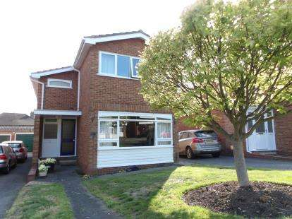 3 Bedrooms Detached House for sale in Rydal Avenue, Loughborough, Leicestershire
