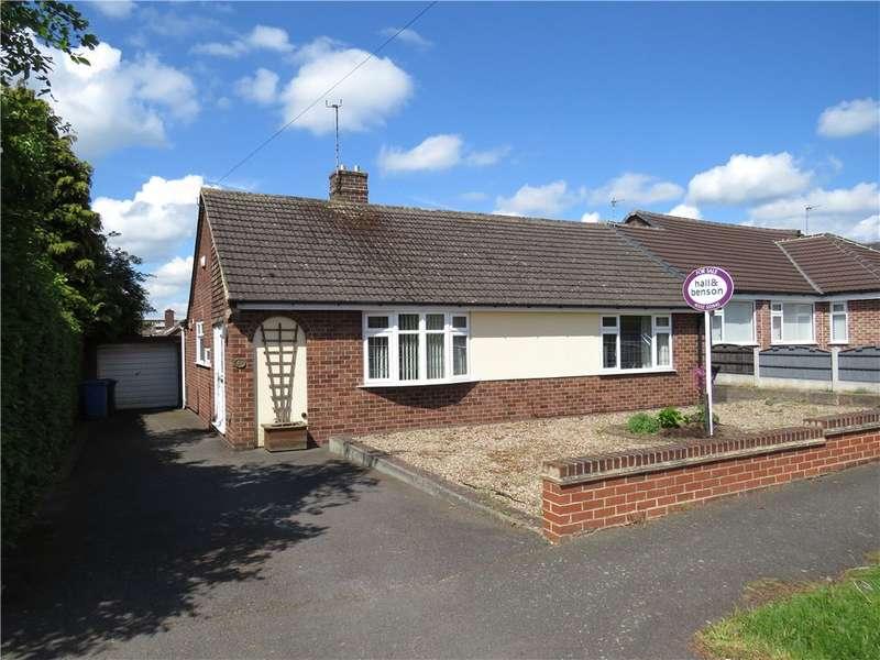 2 Bedrooms Detached Bungalow for sale in Farnway, Darley Abbey, Derby, Derbyshire, DE22