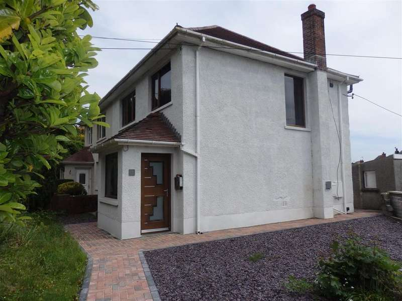 3 Bedrooms Semi Detached House for sale in St. Margarets Drive, Llanelli