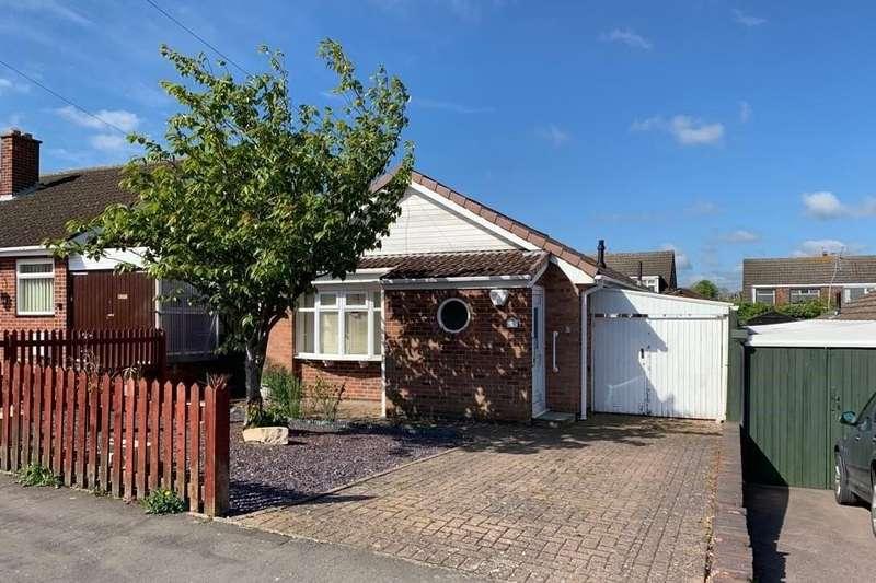 2 Bedrooms Detached Bungalow for sale in Grange Drive, Melton Mowbray
