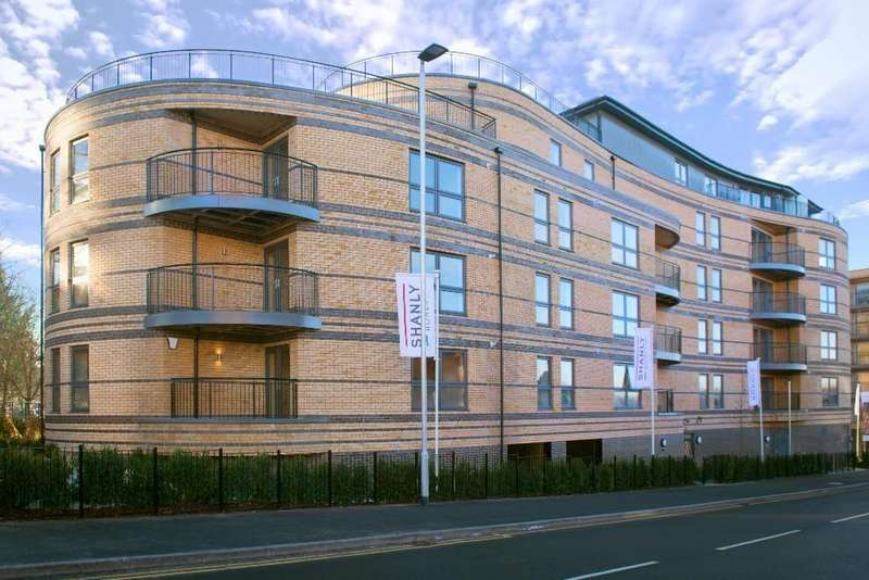 2 Bedrooms Apartment Flat for rent in Trevenna, Trinity Apartments, Windsor Road