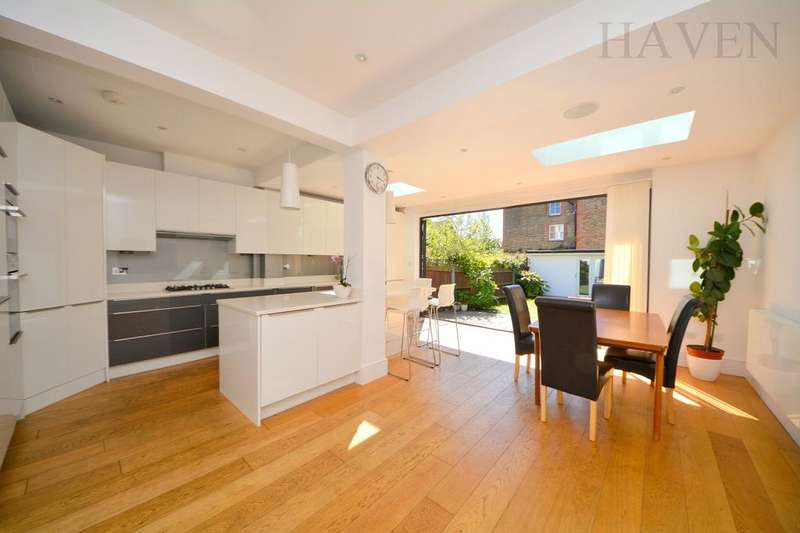 4 Bedrooms House for sale in Summerlee Avenue, East Finchley, London, N2