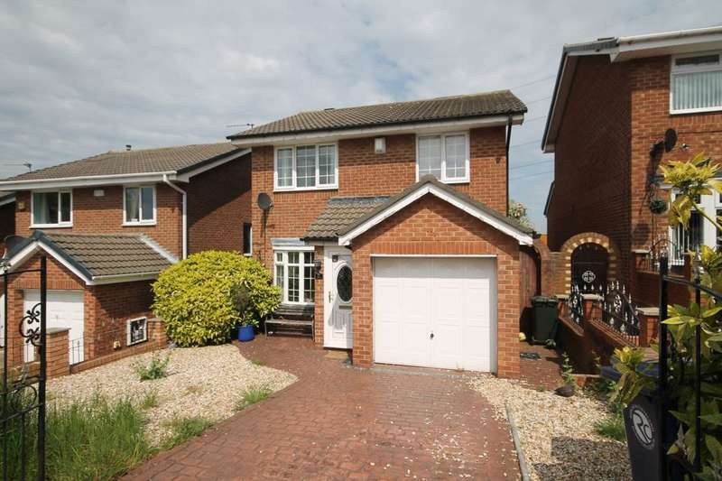 3 Bedrooms Detached House for sale in Southgate, Eston Under Nab, Middlesbrough, TS6