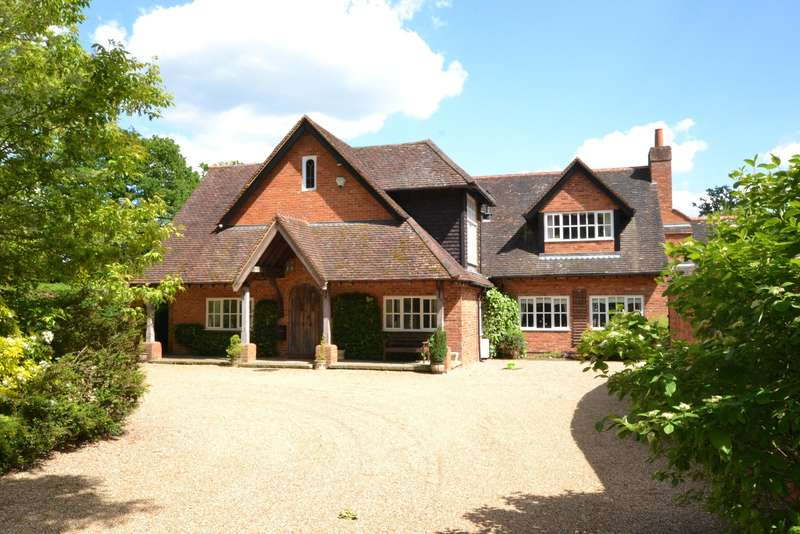 7 Bedrooms Detached House for sale in Warren Lane, Pyrford, GU22