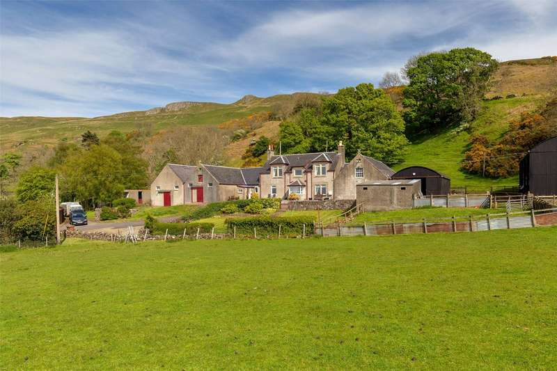 3 Bedrooms Farm Commercial for sale in Holehouse Farm, Holehouse Road, Largs, North Ayrshire, KA30