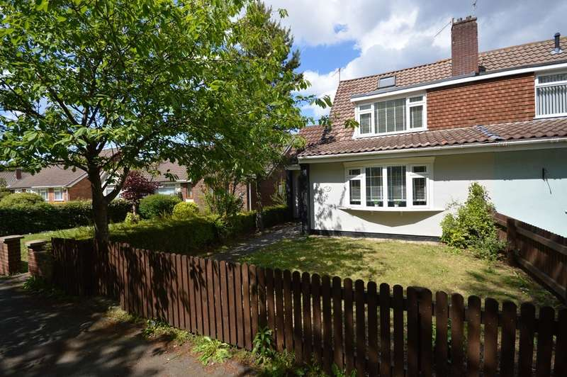4 Bedrooms Semi Detached House for sale in Whitchurch Lane, Whitchurch, Bristol, BS14