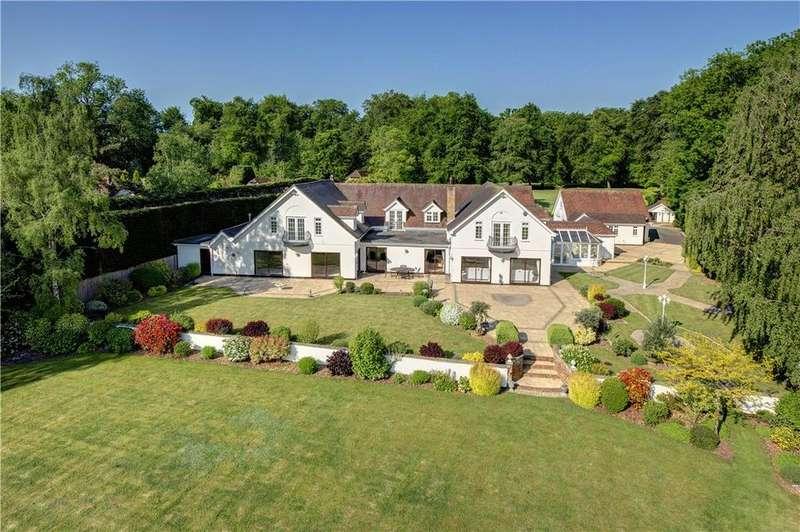 7 Bedrooms Detached House for sale in Harpsden Woods, Harpsden, Henley-on-Thames, RG9