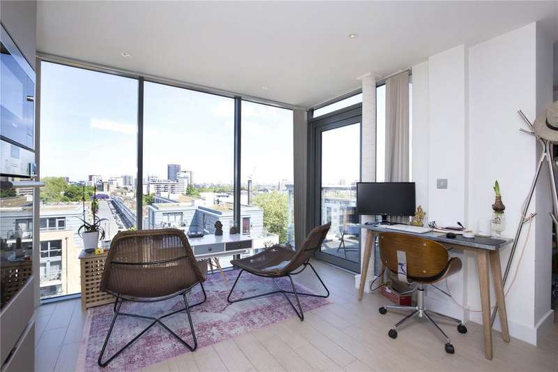 2 Bedrooms Flat for sale in Canalside Square, Islington, London, N1