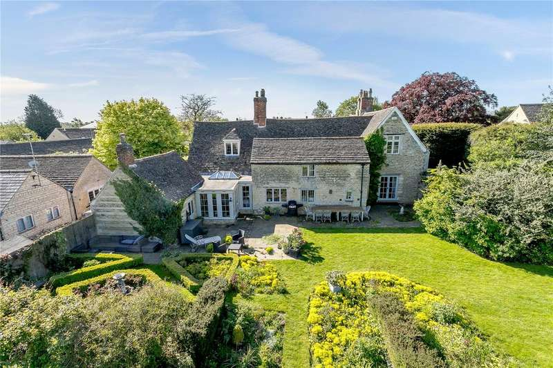 5 Bedrooms Unique Property for sale in Greatford Old House, Greatford, Stamford, Lincolnshire, PE9