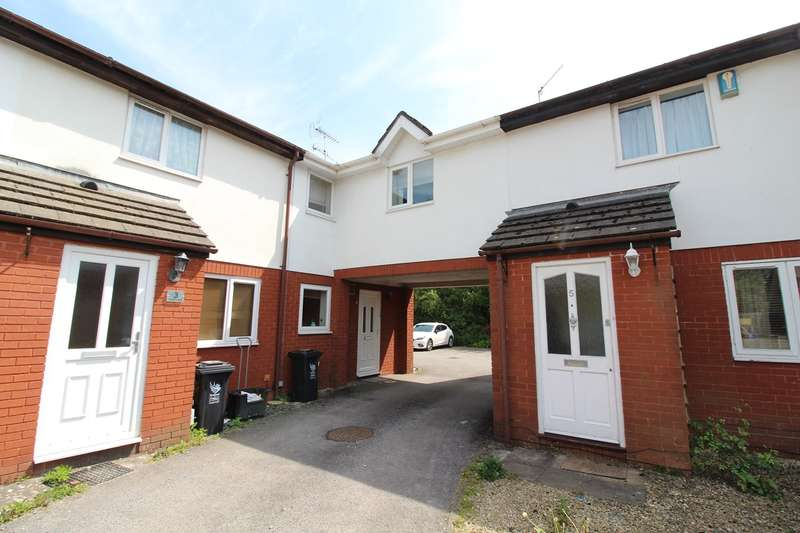 3 Bedrooms End Of Terrace House for sale in Silver Fir Square, Rogerstone, Newport, NP10