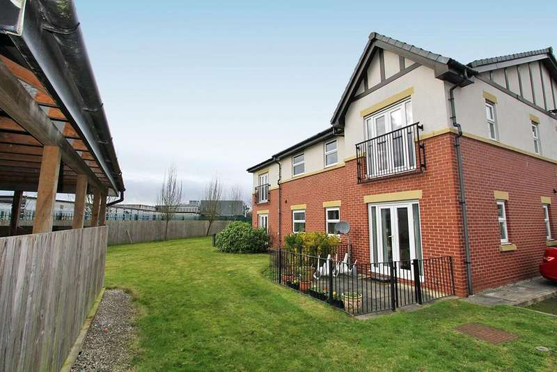 1 Bedroom Apartment Flat for sale in Wigan Road, Ashton-in-Makerfield, Wigan, WN4 9BT