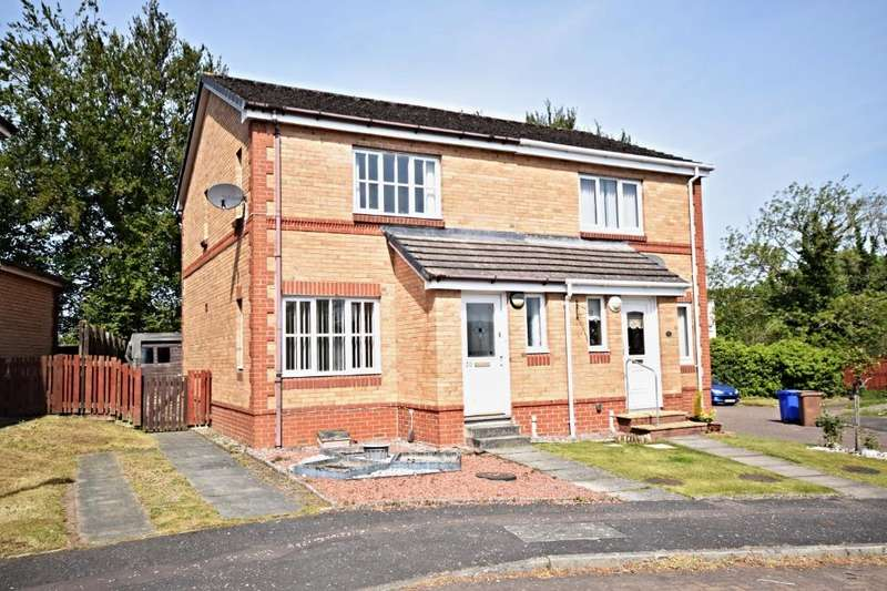 3 Bedrooms Semi-detached Villa House for sale in Bankfield Park , Ayr , South Ayrshire , KA7 3UD