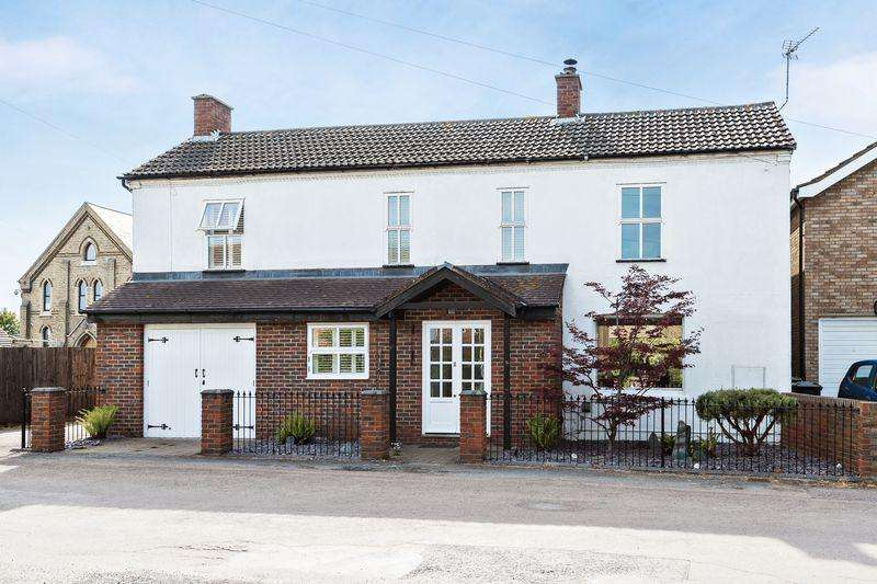 6 Bedrooms Detached House for sale in Rectory Lane, Houghton Conquest