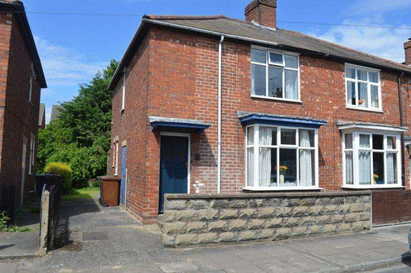 3 Bedrooms Semi Detached House for sale in Severn Street, Lincoln
