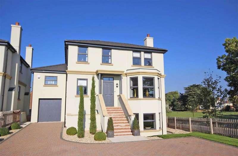 5 Bedrooms Detached House for sale in Shurdington Road, Shurdington, Cheltenham, GL51