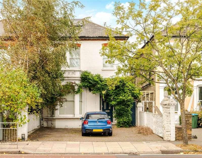 5 Bedrooms Semi Detached House for sale in Castelnau, Barnes, London, SW13
