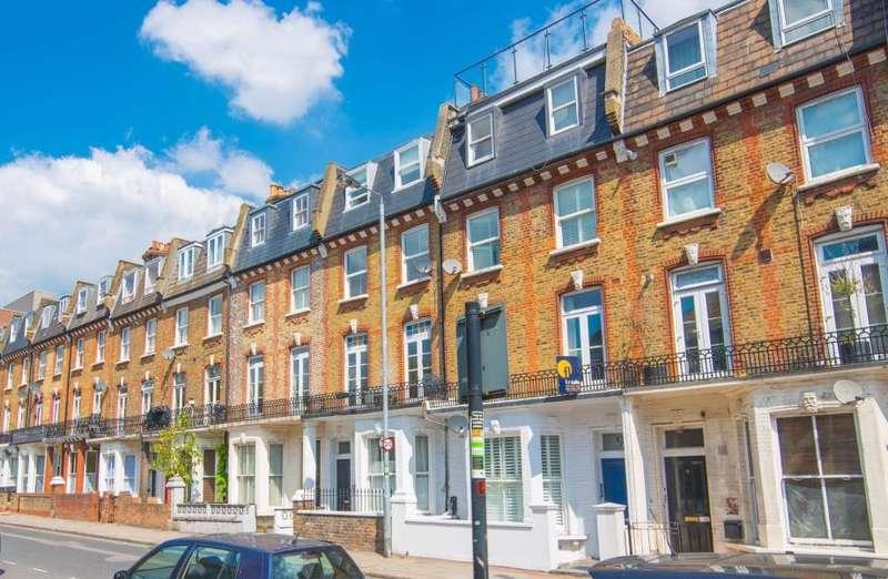 1 Bedroom Flat for sale in Boutflower Road, Battersea, SW11