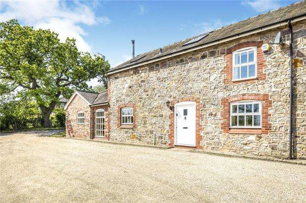3 Bedrooms Barn Conversion Character Property for sale in Lower Mountain Farm, Lower Mountain Road, Penyffordd