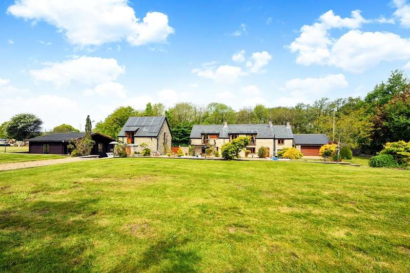 4 Bedrooms Detached House for sale in Abbey Road, Ewenny, Vale of Glamorgan, CF35 5BN