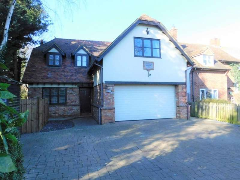 4 Bedrooms Detached House for sale in Penible House, Ickwell Road, Northill, Biggs SG18 9AB