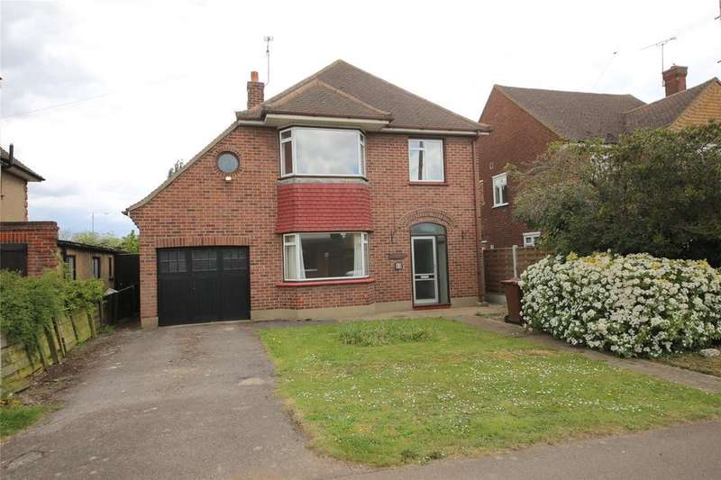 3 Bedrooms Detached House for sale in Park Road, Stanford-le-Hope, Essex, SS17