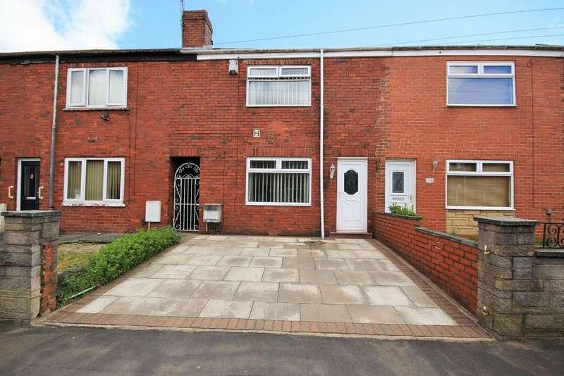 2 Bedrooms Terraced House for sale in Grange Avenue, Poolstock, Wigan, WN3 5EN