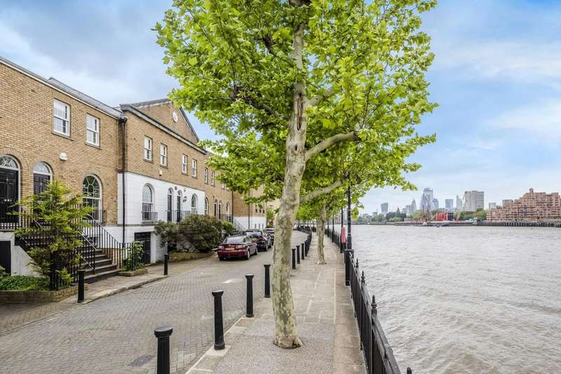 4 Bedrooms Terraced House for sale in Sovereign Crescent, Rotherhithe
