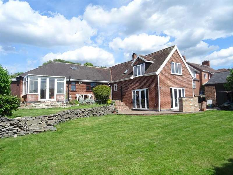 4 Bedrooms Detached House for sale in Grace Dieu Road, Whitwick, Leicestershire