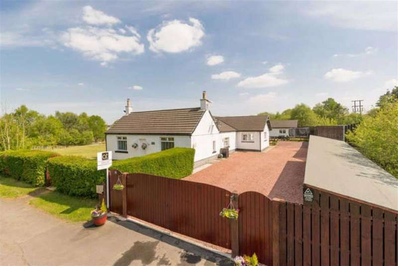 4 Bedrooms Farm House Character Property for sale in Mill Road, Allanton, Shotts, Lanarkshire