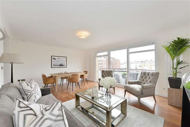 2 Bedrooms Flat for sale in Clifton Place, Hyde Park, London, W2