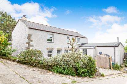4 Bedrooms Barn Conversion Character Property for sale in Penryn, Cornwall
