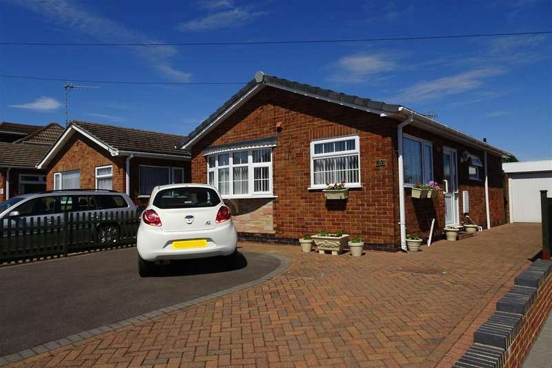 2 Bedrooms Detached Bungalow for sale in Kedleston Drive, Ilkeston