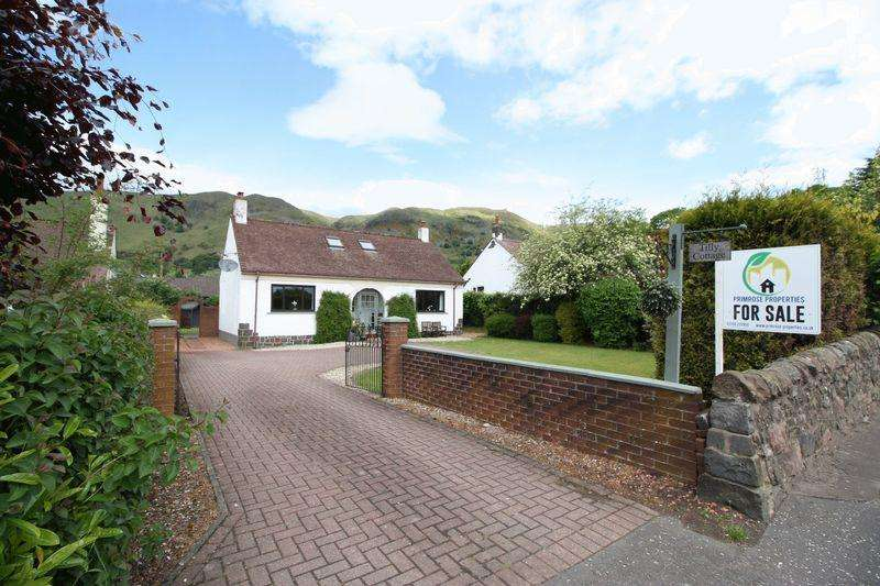 4 Bedrooms Detached House for sale in 38 Dollar Road, Tillicoultry