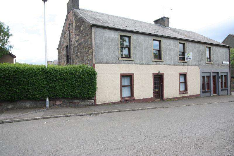 2 Bedrooms Apartment Flat for sale in 2 Nova Scotia Place, Tillicoultry