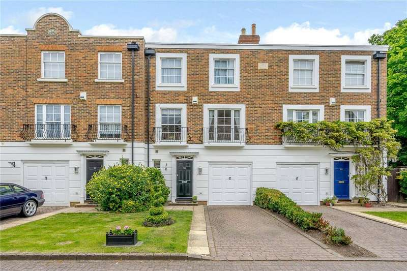 4 Bedrooms Town House for sale in Agincourt, Ascot, Berkshire