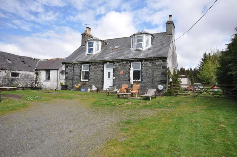 2 Bedrooms Cottage House for sale in Boreland Farm, Barrhill KA26