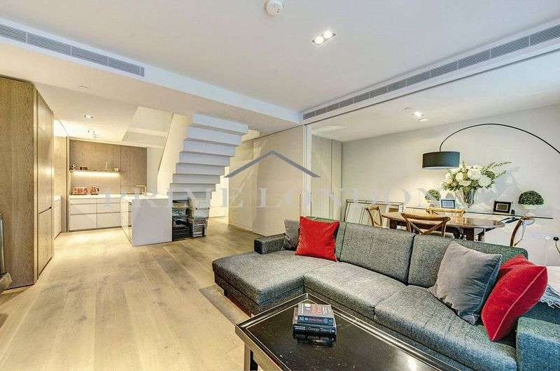 3 Bedrooms Property for sale in 7 Pearson Square, Fitzroy Place, Fitzrovia