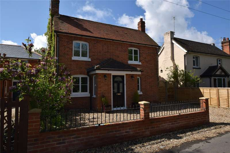 4 Bedrooms Detached House for sale in Windmill Road, Mortimer, Reading, RG7