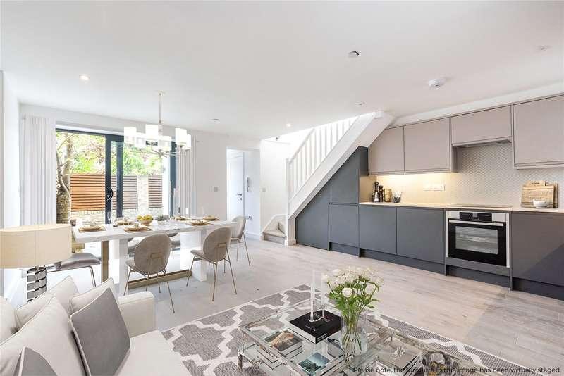 3 Bedrooms Mews House for sale in Charles Nex Mews, London, SE21