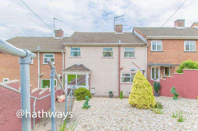 2 Bedrooms Terraced House for sale in Caesar Crescent, Caerleon