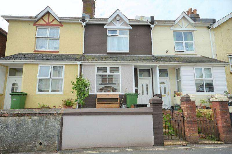 3 Bedrooms Terraced House for sale in ST. MICHAELS ROAD PAIGNTON