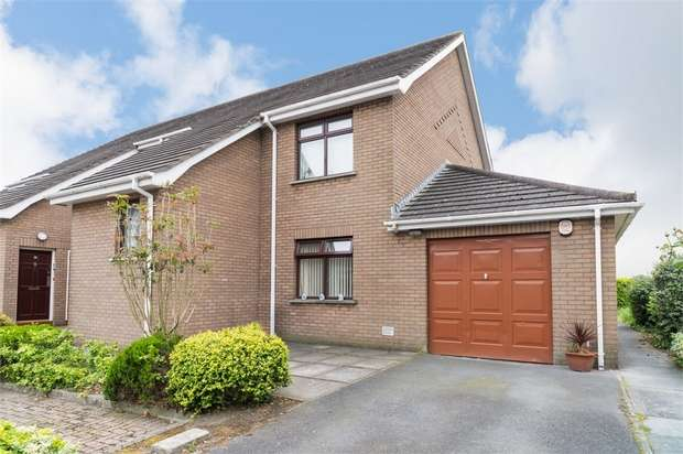 2 Bedrooms Flat for sale in Mourne View Court, Downpatrick, County Down