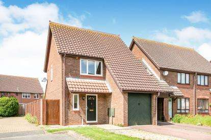 2 Bedrooms Link Detached House for sale in Falcon Close, Sandy, Bedfordshire, .