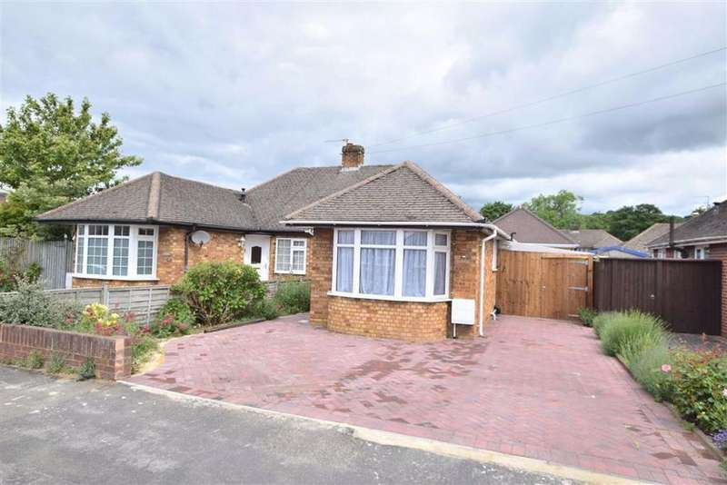 3 Bedrooms Bungalow for sale in Zoons Road, Hucclecote, Gloucester