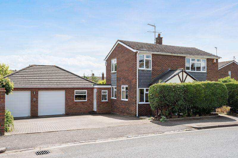 3 Bedrooms Detached House for sale in Glebe Road, Ampthill