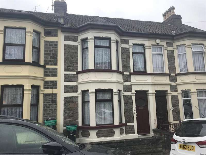 3 Bedrooms Terraced House for sale in Roseberry Road, Redfield, Bristol, BS5 9QD