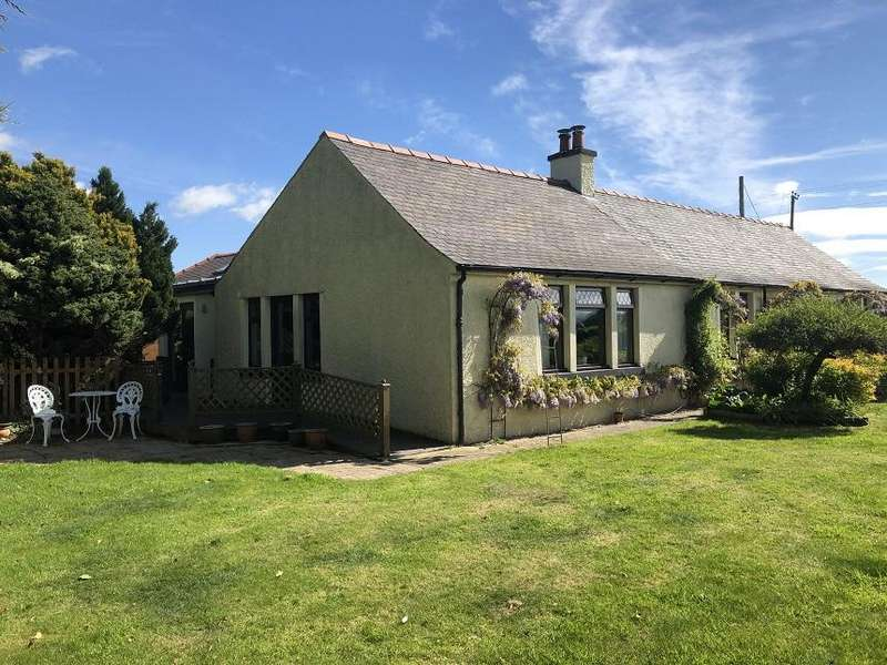 4 Bedrooms Detached House for sale in Annan, Dumfries, Dumfries Galloway DG12