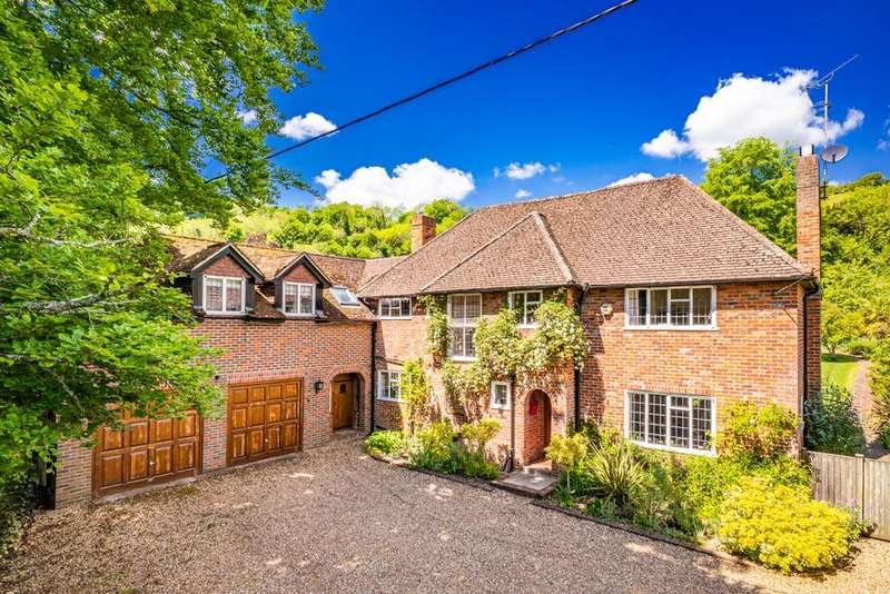 6 Bedrooms Detached House for sale in Little Coombe, Streatley on Thames, RG8